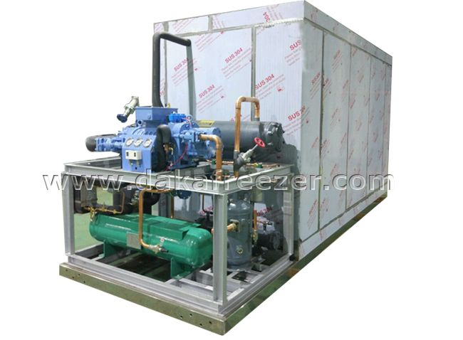 Contact Plate Freezer DPB-2000