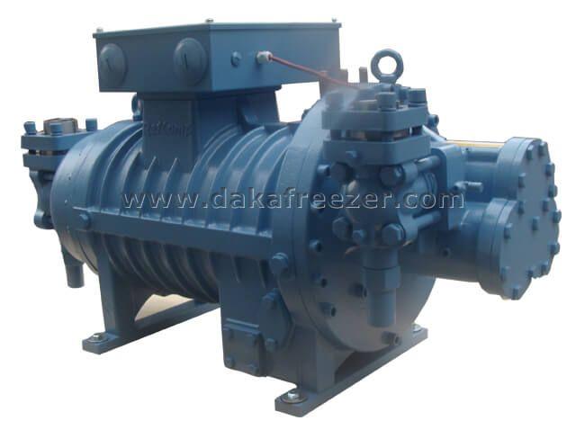 RefComp Screw Compressor SW3L6000-L4
