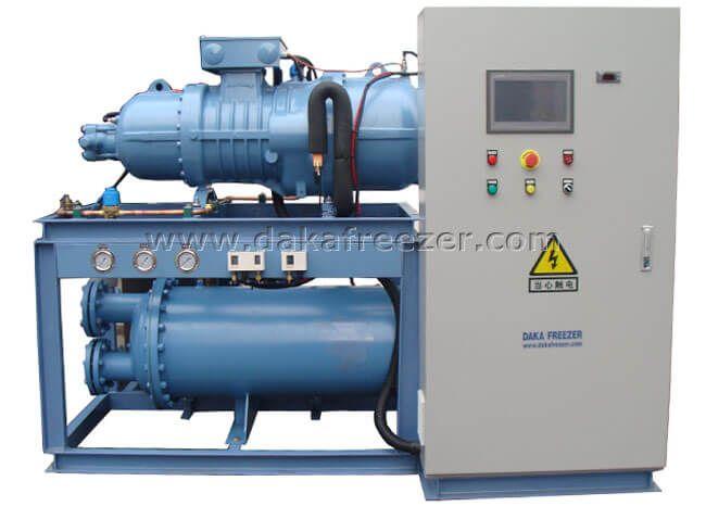 Refcomp Screw Condensing Unit SW3L7000-L4