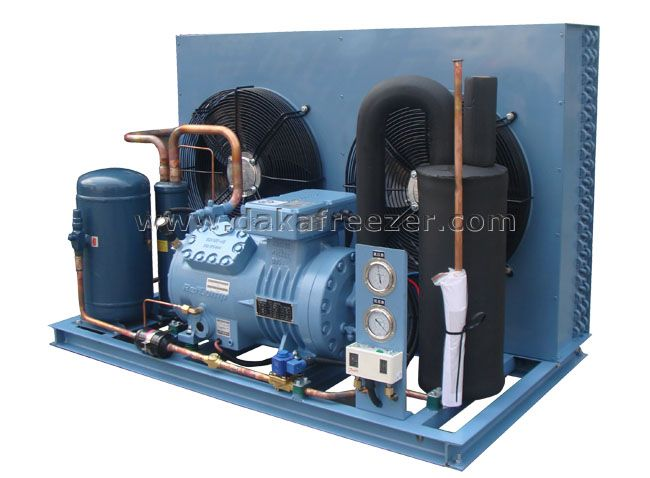 Refcomp Piston Condensing Unit SP4LF100E