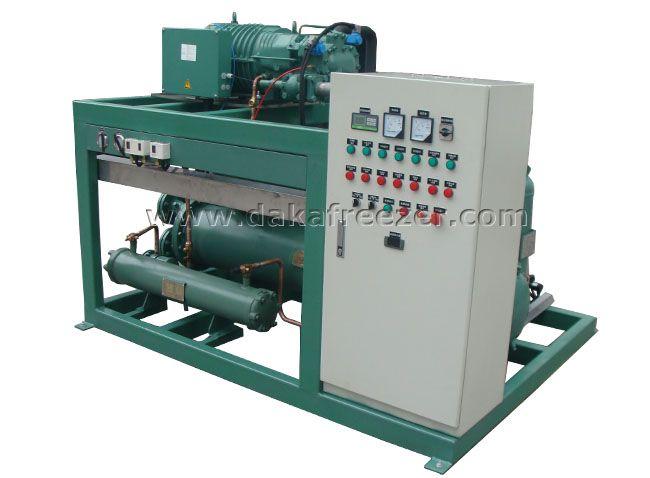 Bitzer Srew Water Cooling Condensing Unit HSN7451-60-40P