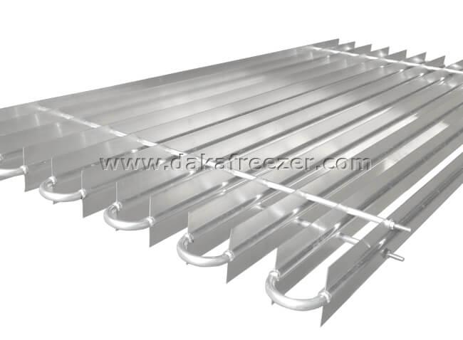 Cold Room Aluminum Tube Evaporator