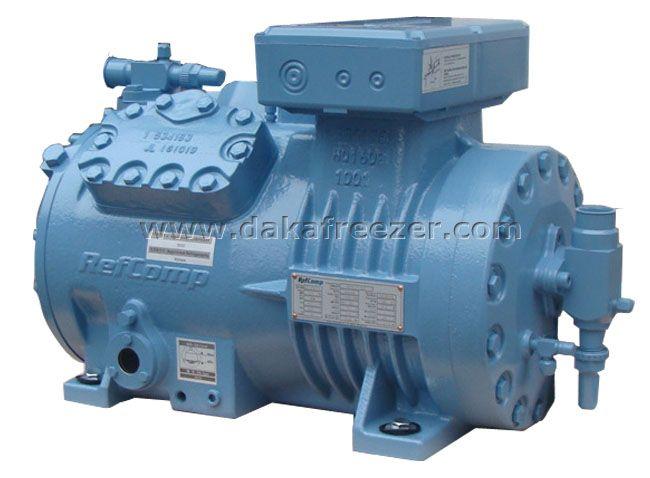RefComp Piston Compressor