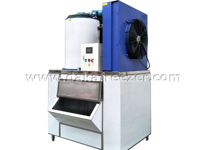 Flake Ice Machine 2.5T/24h