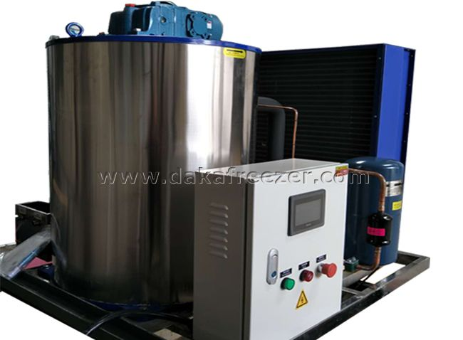 Flake Ice Machine 8T Per Day