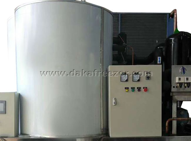 Flake Ice Machine 10T Per Day