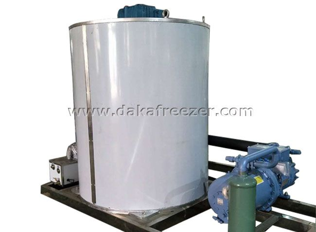 Flake Ice Machine 20 Ton Per Day