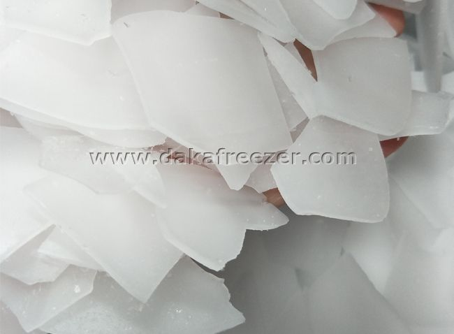Flake Ice Machine 30 T Per Day