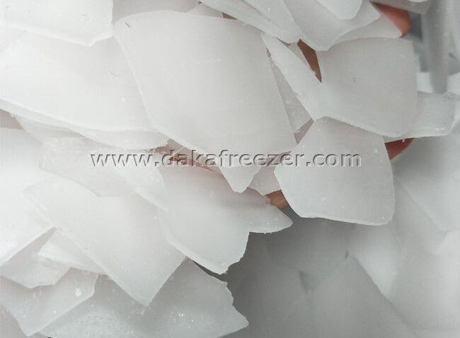 Flake Ice Machine 0.3T/24h