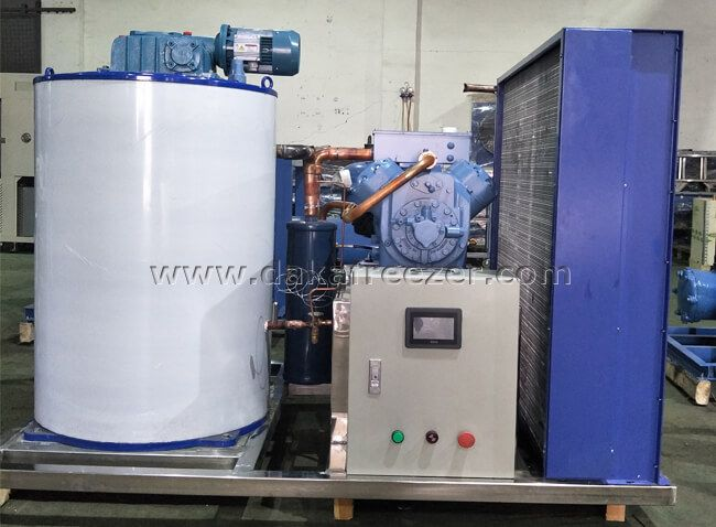 Flake Ice Machine 4T/24h