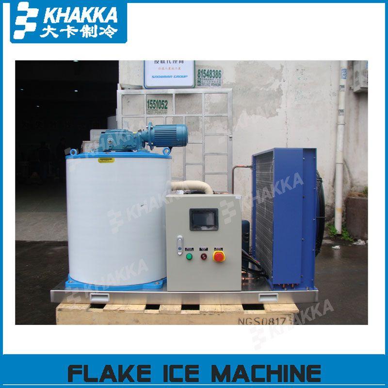 Sea Water Flake Ice Machine