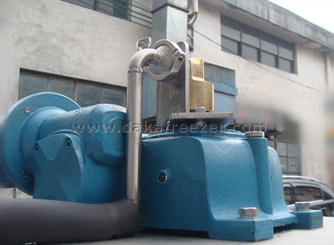 Marine Sea Water Flake Ice Machine 1T/24H