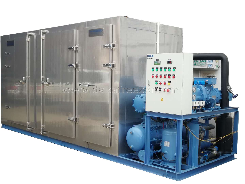 Contact Plate Freezer DPB-1000
