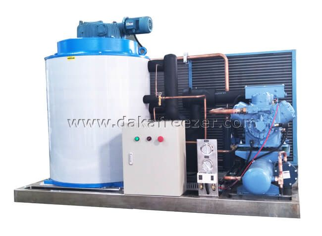 Flake Ice Machine 15T Per Day
