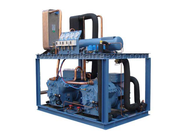 Ultra Low Temperature Refrigeration Unit