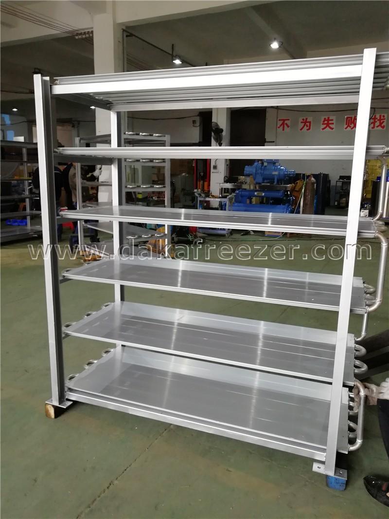 Aluminum Plate Evaporator