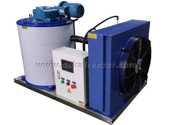 Air Cooling Flake Ice Machine