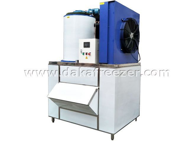 Supermarket Chains Flake Ice Machine