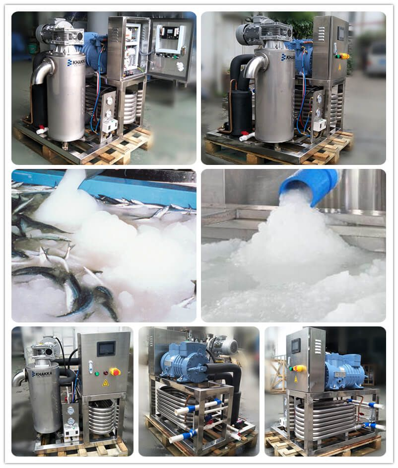 Slurry Ice Machine 3T/DAY