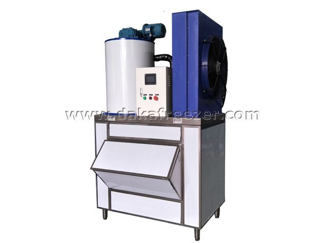 What Is The Principle Of Fresh Water Flake Ice Machine Commonly Used In Life?