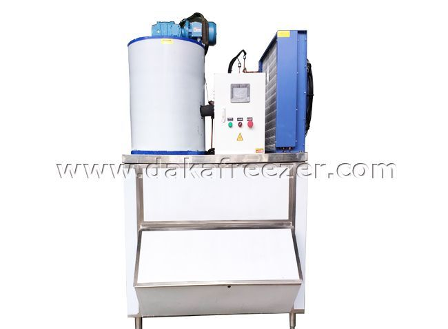 Which Flake Ice Machine 1 Tons Is Easy To Use?
