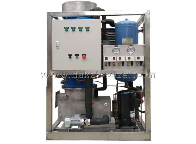 Low Failure Rate Tube Ice Machine Installation Instructions And Precautions