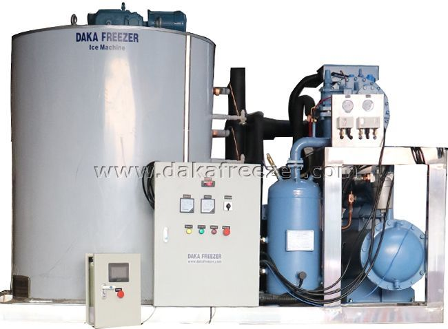 Precautions During Use Of Flake Ice Machine 30 Tons