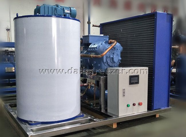 The Use Of Flake Ice Machine 3 Tons In The Preservation Of Fruits And Vegetables