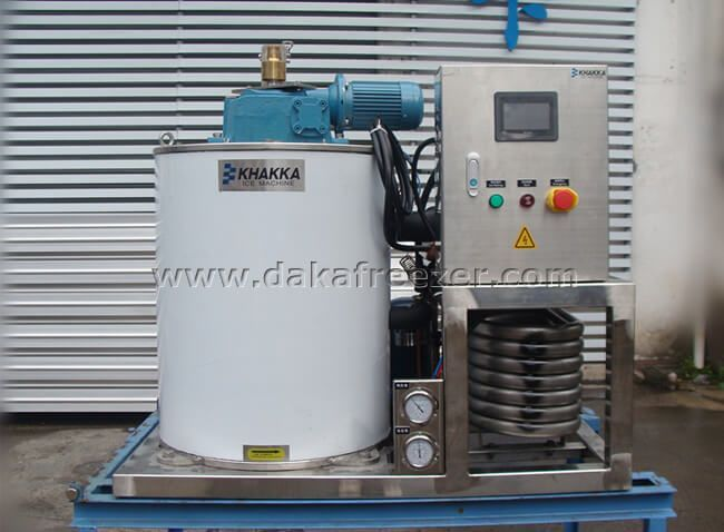 How To Extend The Service Life Of Food Processing Flake Ice Machine?