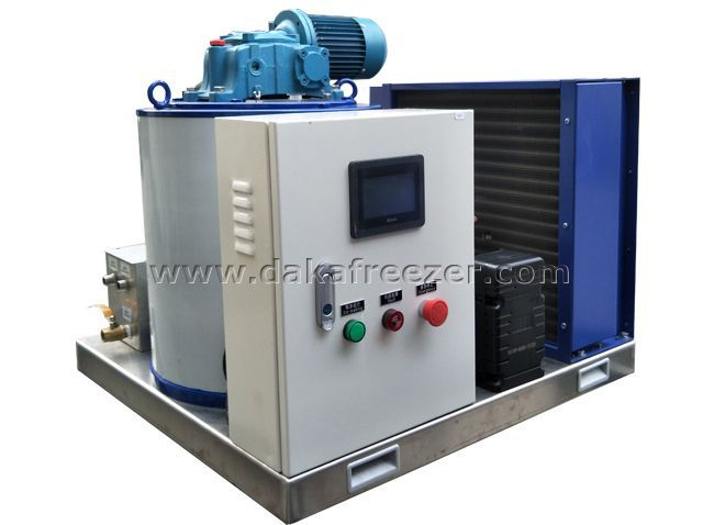 Water Cooling Flake Ice Machine